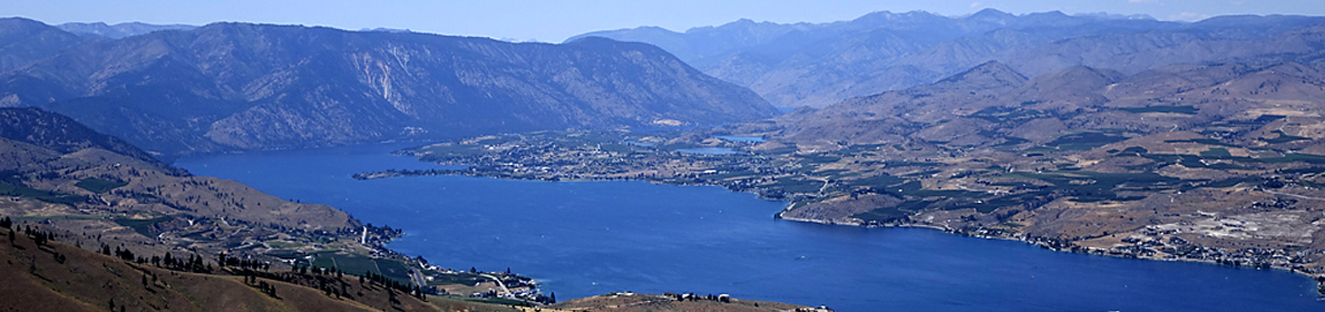 All Things Lake Chelan